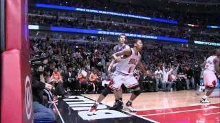 [E.C]Derrick Rose HD mix - Thought I could Fly