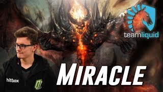Miracle Necromaster Shadow Fiend - Dota 2 Pro MMR Gameplay