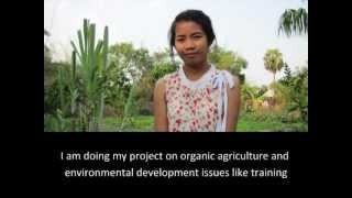 Mon Organic Agriculture and Environment Training Project Sandar Mon