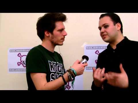 Fearless Vampire Killers Interview - Takedown Festival 2014