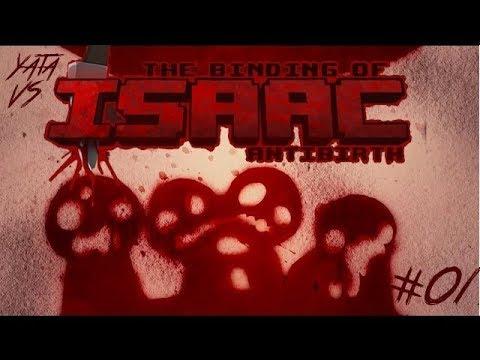 The Binding of Isaac Antibirth [Gameplay ITA] #01 Bethany again