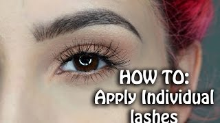 How to diy eyelash extensions at home makeup solutioingenieria Images