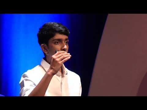 Tackling physical inactivity using Rural Development | Shashwat Parikh | TEDxCanadianIntlSchool