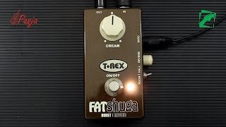 T-Rex Fat Shuga - demo, reamping test