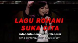 Lagu Rohani Suka Cita Bikin Hati Senang - Live Nyanyian Dan Khotbah