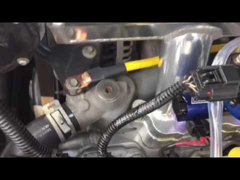 2005-2009 Mustang GT EFI Sniper Intake install