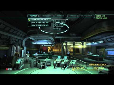 XCOM: Enemy Unknown Xbox 360 Video Review [HD]