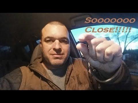 Soooooo Close! February Fishing NJ 2018