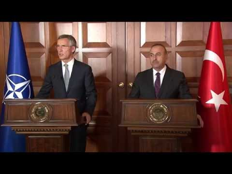 NATO Secretary General with the Minister of Foreign Affairs of Turkey, 09 SEP 2016, 1/2