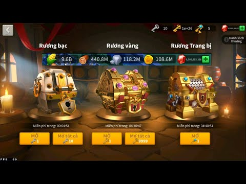 Cheat engine with Rise of Kingdoms - 9999 GoldKeys