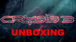 Crysis 3 Ps3 Unboxing