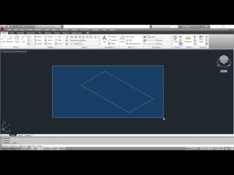 Creating Wireframe Models - AutoCAD