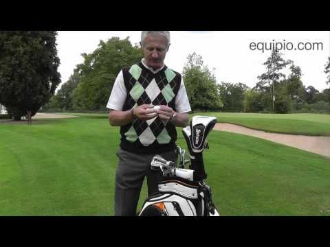 Andrew Murray talks about golf balls
