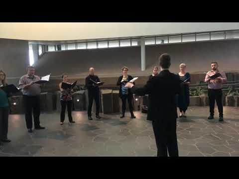 Canadian Chamber Choir – Vision Chant