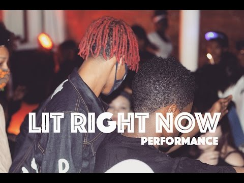 Ayo & Teo | Performing LIT RIGHT NOW & Brings Fans Onstage (ShadIeBeeTV)