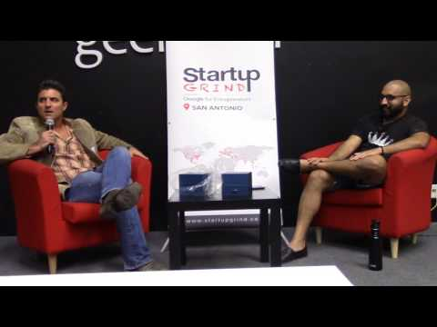 Startup Grind San Antonio hosts Jerry Wilmink (WiseWear)