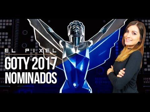 El Píxel: Los nominados a GOTY 2017
