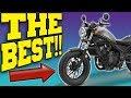 The 2019 Honda Rebel 500 Is The BEST BEGINNER MOTORCYCLE EVER!