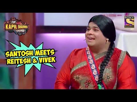 Santosh Meets Reitesh & Vivek - The Kapil...