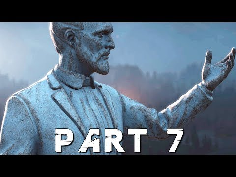 FAR CRY 5 Walkthrough Gameplay Part 7 - FATHER'S STATUE (PS4 Pro)
