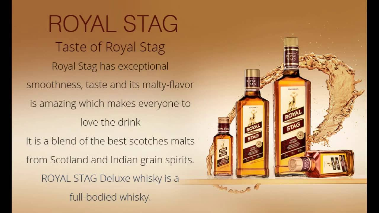 Royal Stag Whisky Youtube