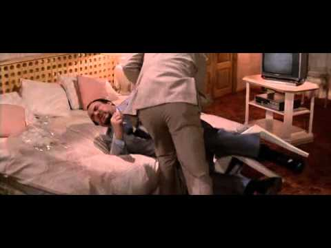 The Living Daylights (1987) - Bond vs. Pushkin