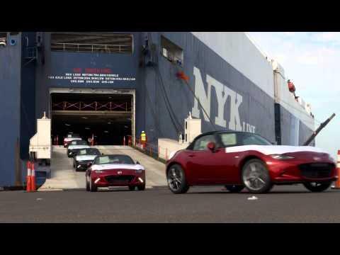 Coming To America   2016 Mazda MX-5   Mazda USA