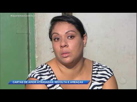 Mulher vive trancada em casa com medo de ameaças do ex-marido obcecado