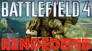 bf4 triple rendedefib a defibrillator triple kill extended rendezook bf4 epic moments playlist
