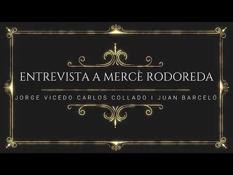 Vídeo Entrevista Mercè Rodoreda
