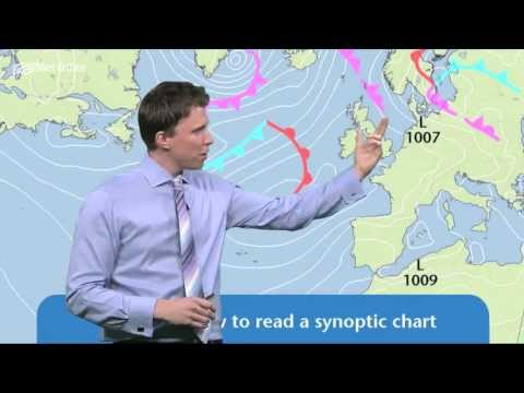 How to read a synoptic chart