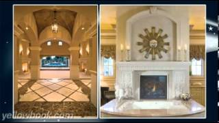 Fireplace Surrounds, Fireplace Mantels By Realm Of Design Las Vegas, Los Angeles