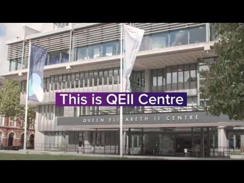 This is QEII Centre