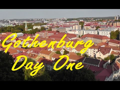 Botanic Gardens, University & Haga (Day 1) - Gothenburg Sweden Vlog || PartTimeWanderlust