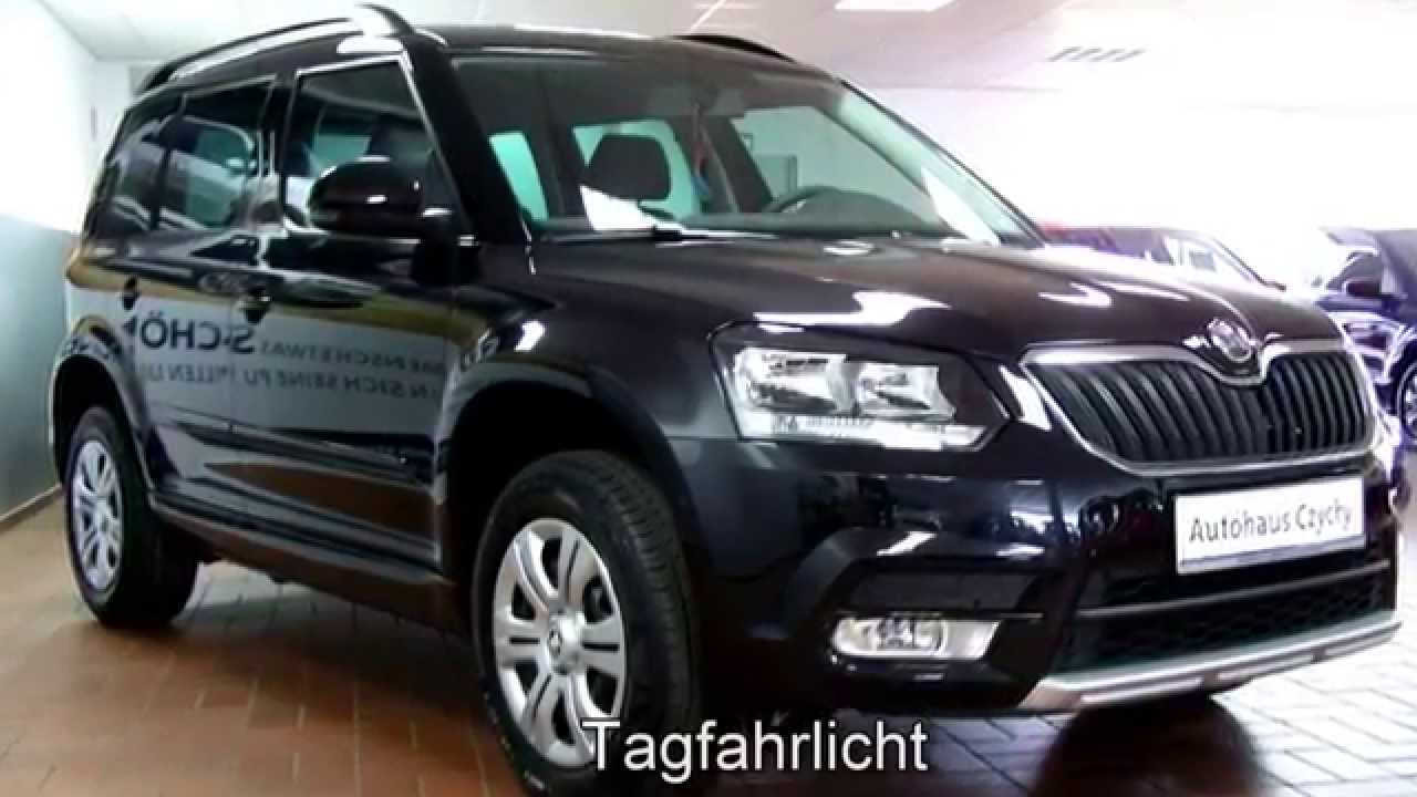 skoda yeti 1 2 tsi active e6031673 schwarzmagic autohaus. Black Bedroom Furniture Sets. Home Design Ideas