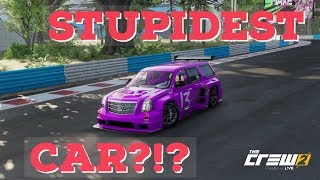 The Crew 2 Buying and Racing The Stupidest Touring Car Available!