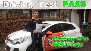 Practical Driving Test Pass   REAL UK Driving Test Win a Chevrolet ...