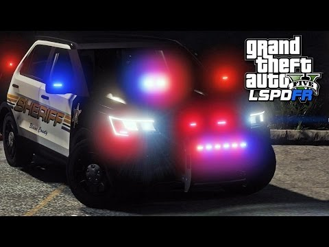GTA 5 LSPDFR SP #155 - Party In Harmony