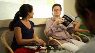 Немецкий язык. Сериал немецкой для начинающих. Серия 4