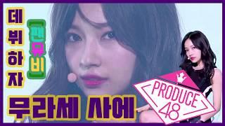 프듀48 참가자 무라세 사에 팬채널입니다. * 일본예능 소소하게 번역해...