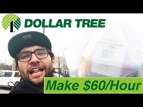 $70/HOUR Dollar Tree Retail Arbitrage Tactics 2020!