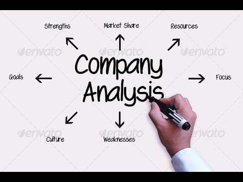 an analysis of the company