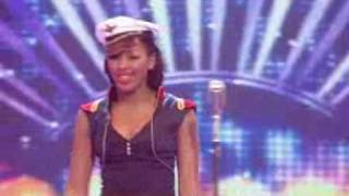 Alexandra Burke - Candyman in 3rd Week @ Big Band Week X-Fac