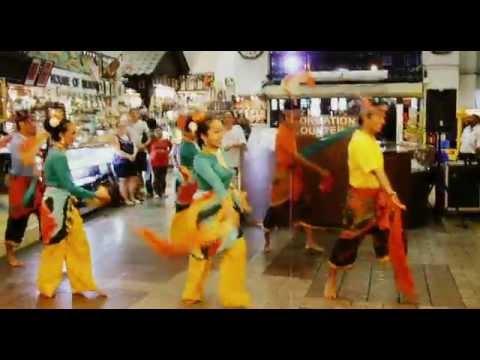 Cuti-Cuti Malaysia-Central Market,Kuala Lumpur Culture Show-11/4/12