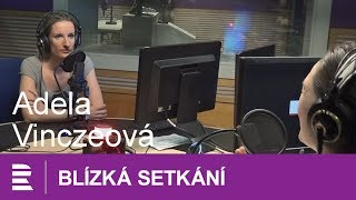 """Adela Vinczeová (Banášová): o """"závislosti"""" na hotelích, moderování, stresu i o pohádkách pro děti"""