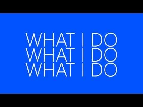 Andysra - What I Do (ft. Iik Alfarro) | Lyric Video