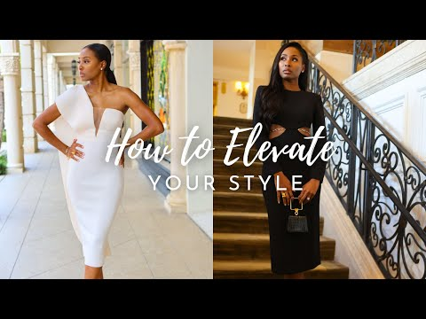 How to Dress Better Elevate Your Style & Always Look Chic and Put Together