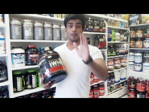 PROTEIN IN CHEAP PRICE | BEST PLACE TO BUY 100% GENUINE BODYBUILDING SUPPLEMENTS IN DELHI | VLOG - 9