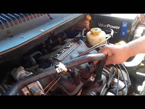I found the problem to my stalling issue, 2002 Chrysler Town and Country 3.3L check this out!