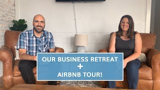 Gambar cover Our Solo Business Retreat & AirBNB Tour!